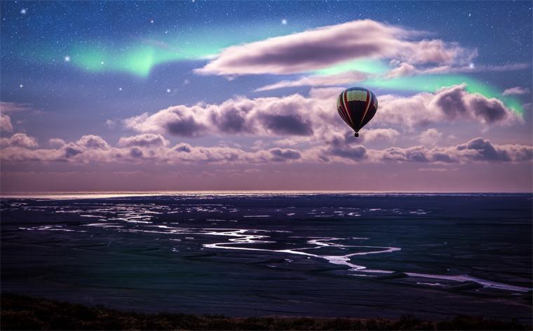 GANHA uma viagem à Islândia para ver a Aurora Boreal!