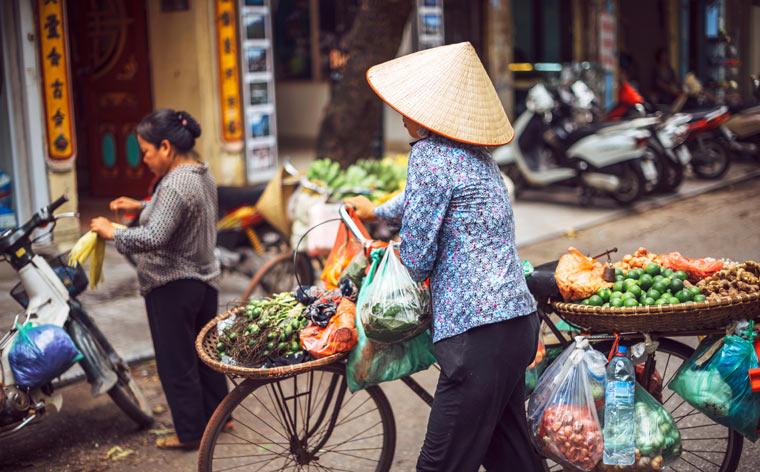 O viajante esfomeado: as melhores cidades para comer
