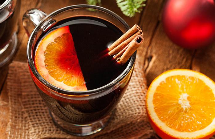 Ponche de rum natalício - só acontece uma vez por ano, mas vale sempre a pena.
