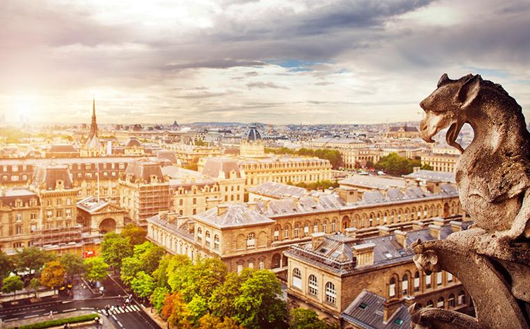 Como chegar dos aeroportos de Paris ao centro da cidade