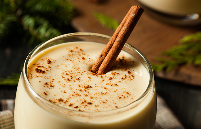 Um cocktail de natal de fazer inveja às renas.
