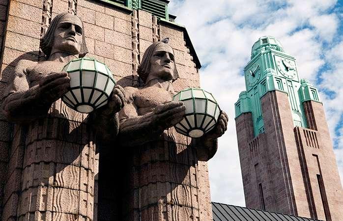 Descobre a altura mais barata para visitar Helsínquia