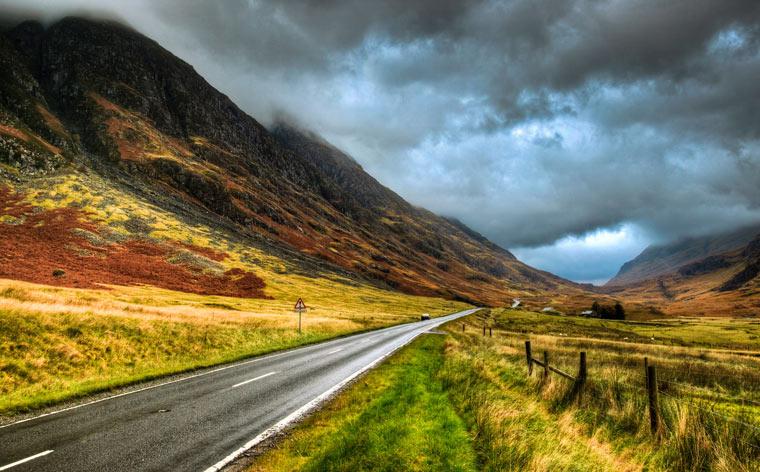 A rota do whisky: uma road trip pela Escócia