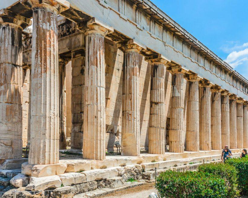 Turismo acessível: guia de Atenas para viajantes com mobilidade reduzida