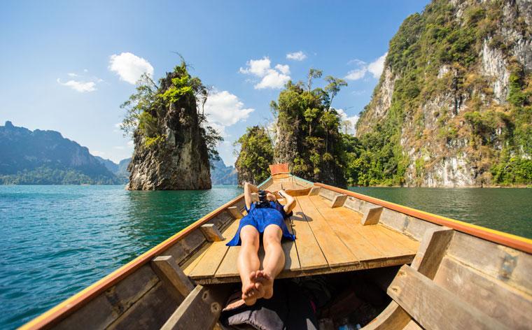 Descobre os destinos mais bonitos da Tailândia secreta