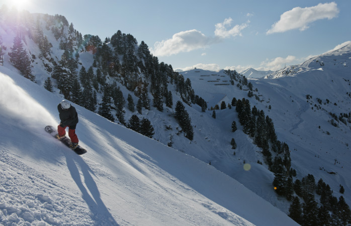 Ski Mayrhofen, Áustria