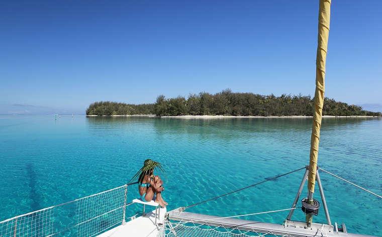 As melhores ilhas no Pacífico Sul
