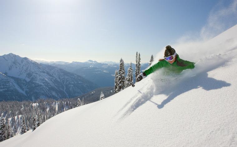 As 10 melhores estâncias de ski para amantes de adrenalina