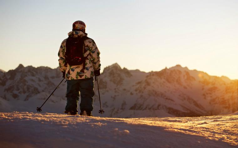 As melhores estâncias de ski em França para principiantes