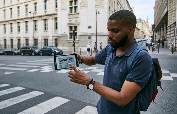Paris pintada de negro - Kévi partilha todo o seu discernimento sobre a herança negra de Paris