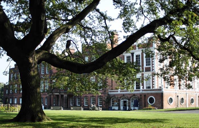 Croxteth Hall, a casa ancestral de uma família nobre do século XVI, é o lugar ideal para um dia sossegado