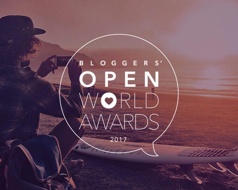 Open World Awards 2017: Blogs que abrem o mundo