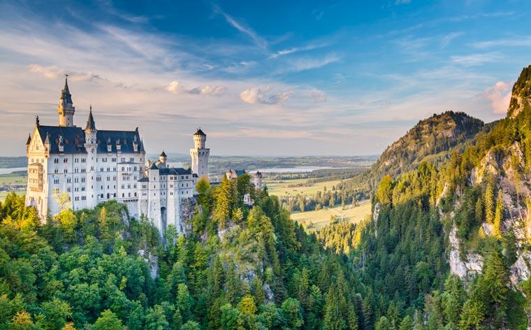 A Estrada Romântica: o teu guia completo do percurso de conto de fadas da Alemanha