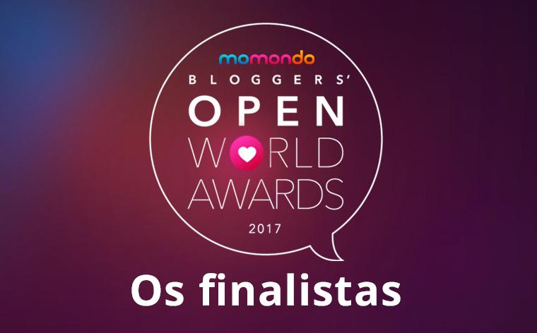 Open World Awards 2017: Conhece os finalistas da primeira edição
