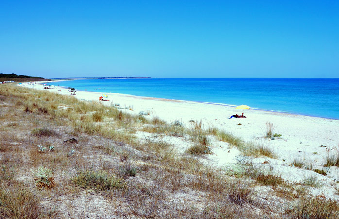 A praia de Krapets – um lugar tranquilo à beira do Mar Negro