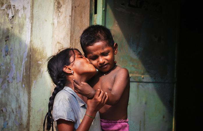 Esperemos que a nova geração de nortenhos viva em paz e progresso após décadas de destruição © Natalie Soysa