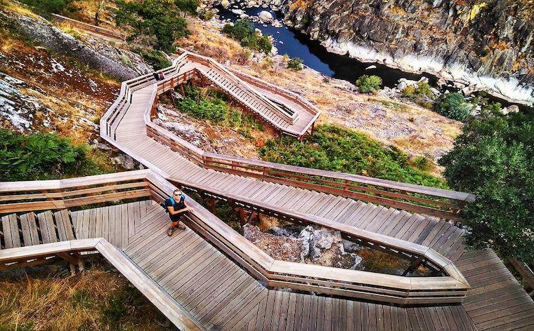 Passadiços em Portugal: 7 passadiços de Norte a Sul