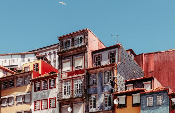 Road trip Portugal - As encantadoras casas amontoadas do Porto vão deixar-te maravilhado
