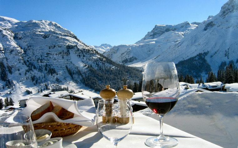 As 12 melhores estâncias de ski de luxo do planeta
