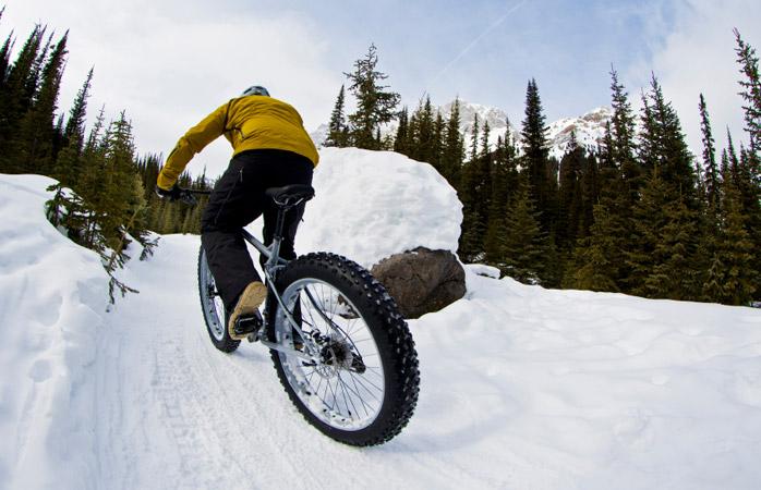Andar de bicicleta pelo Wyoming: um desporto realmente radical!