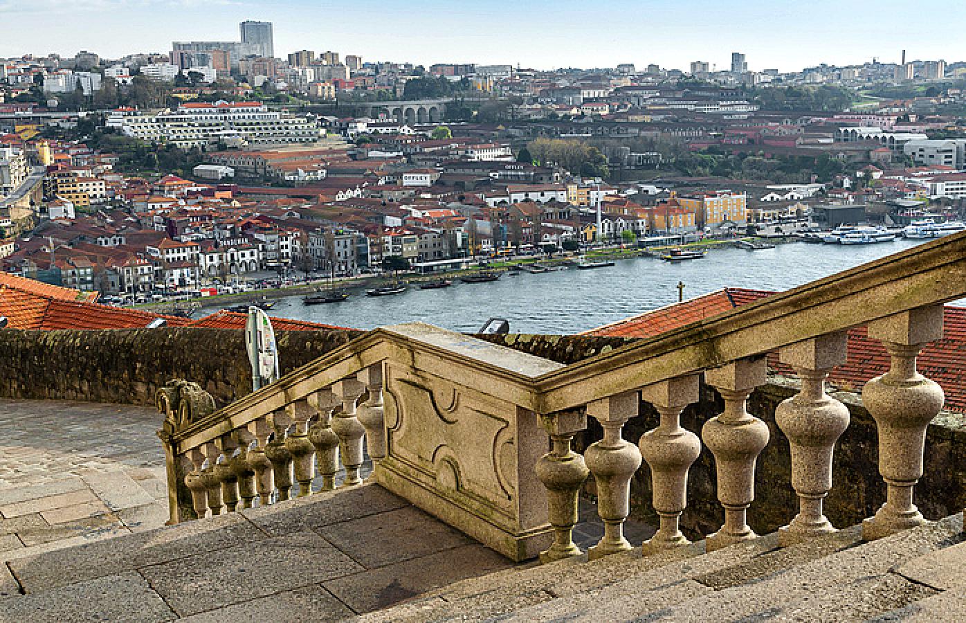 A vista desde a Sé Catedral