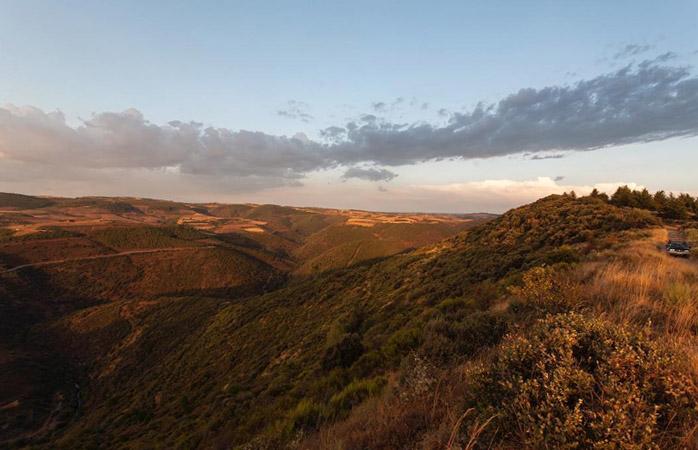 Dos mais a Norte, o Parque Natural do Montesinho tem disto...