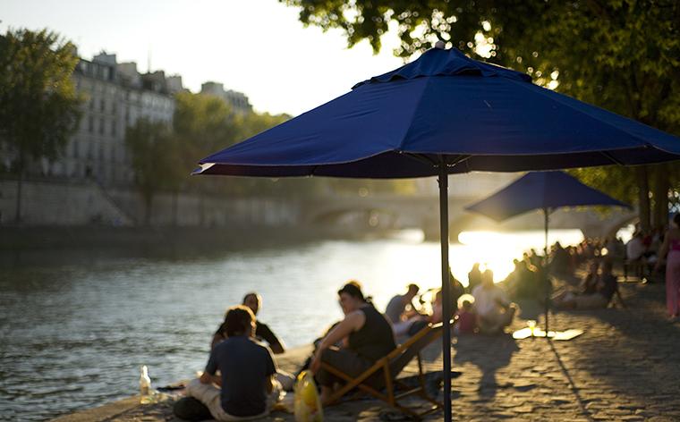 A vida é uma praia: as melhores praias de cidade na Europa