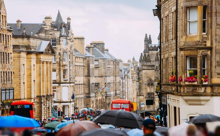 O que ver e fazer na tua primeira visita a Edimburgo