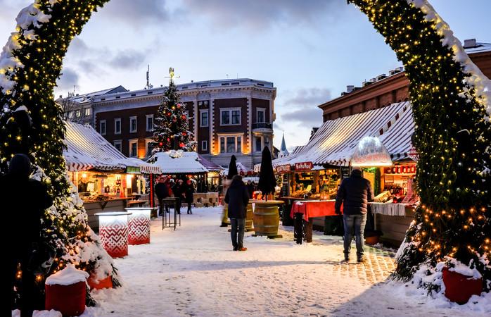 Como aproveitar o Natal (e o inverno) no parque Universal
