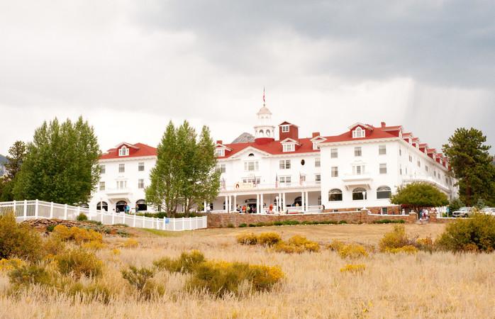Diz-se que o Stanley Hotel tem como hóspede alguns fantasmas arruaceiros