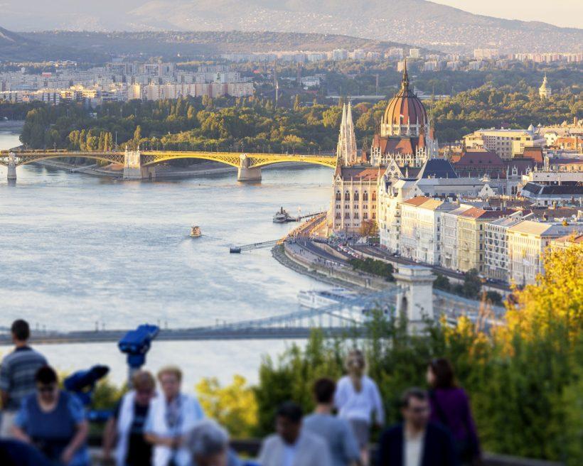 Os melhores destinos na Europa em 2019