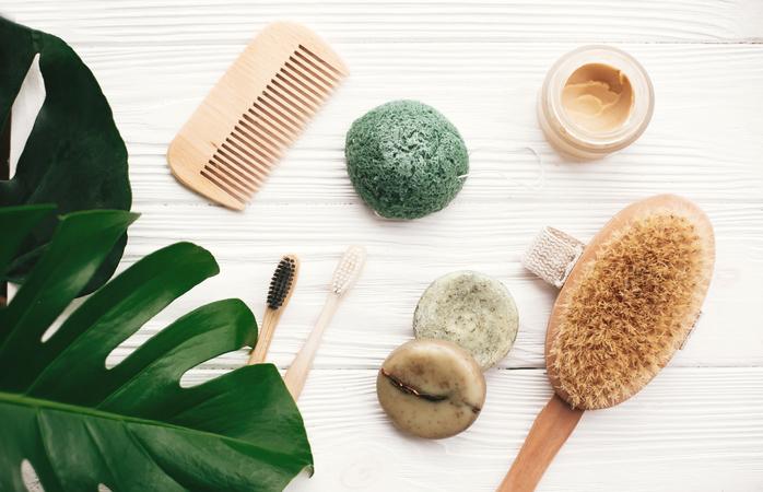 Alguns dos produtos que podes usar durante o teu turismo sustentável
