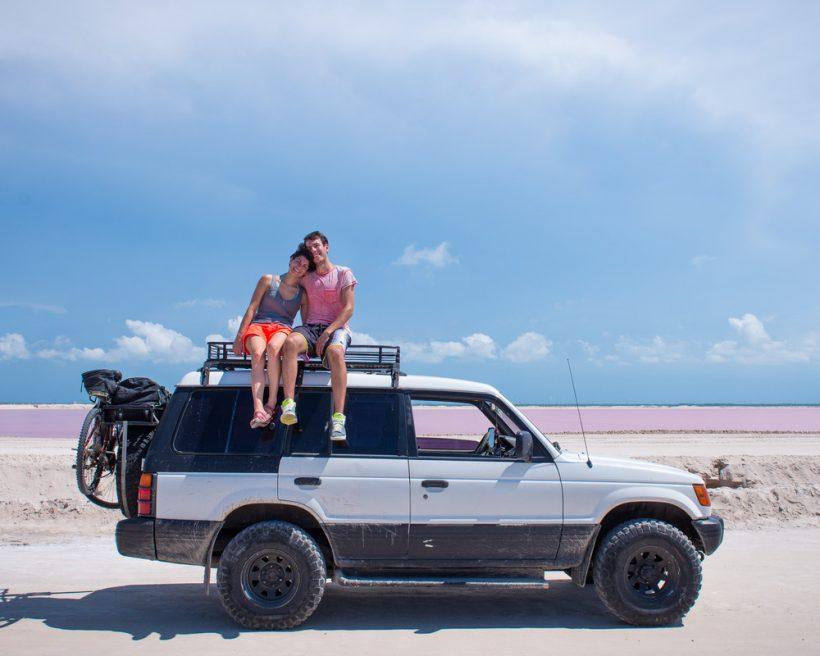 Viagem e aventura: histórias dos nossos Open World Travelers