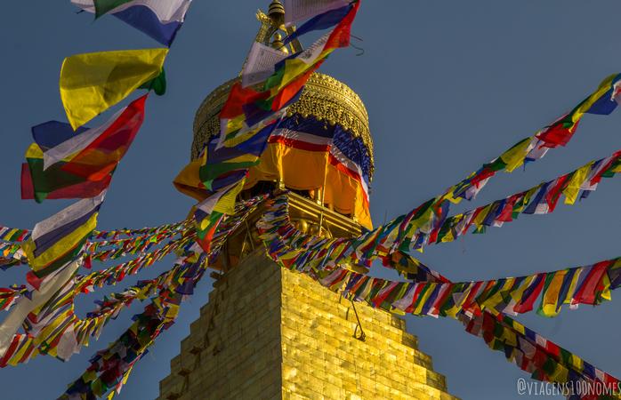 O Nepal e as suas belezas.
