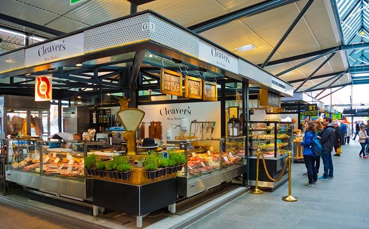 Os 8 melhores mercados gastronómicos na Europa