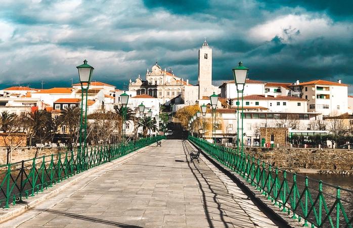 A Ponte Velha. Foto: Manuel João Lago