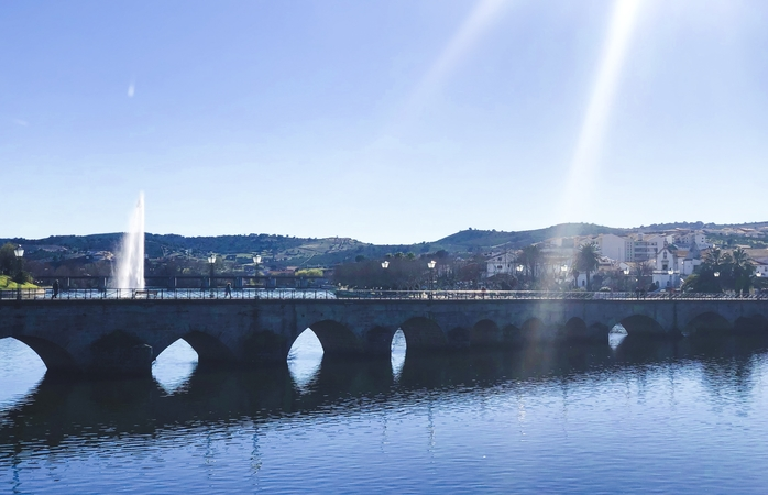 A paz e tranquilidade em Mirandela, são também razões para visitares a cidade.