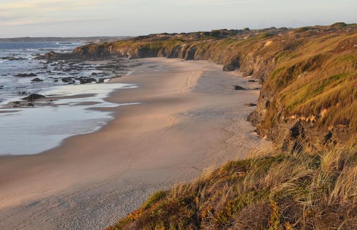 Praia do Brejo Largo, tão bonita que ela é.