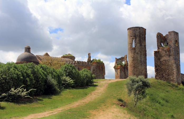 Entra noutra época ao visitar o Castelo de Montemor-o-Novo.