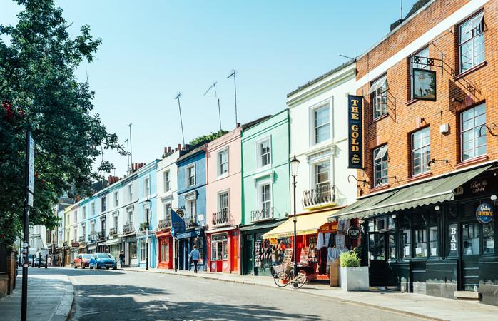 Se fores a Londres nas tuas férias de verão, não te esqueças de visitar Portobello Road também.