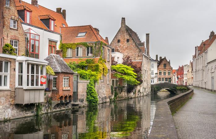 Umas férias de outono na querida cidade de Bruges