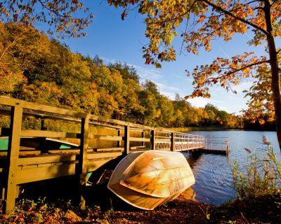 5 destinos económicos para visitar no outono